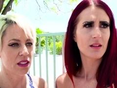 Incredible pornstar in Hottest Bukkake, College adult clip