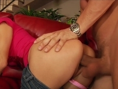 Exotic pornstar April O'Neil in Horny Hardcore, Cumshots sex video