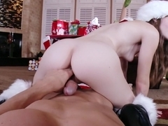 A Brazzers Christmas Party