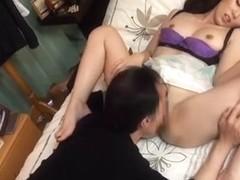 Crazy Japanese chick Yui Hatano in Incredible JAV scene