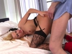 Cherry Kiss feels penis entering her holes