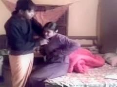 Desi Pair fuck on hidden livecam