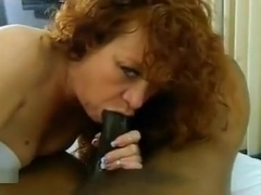 MILF caught them fucking without her pussy being involved