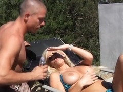Tasha Reign in Knockers Out