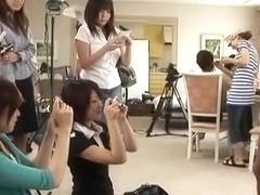 Female AV Staff