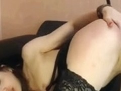 used fuck of excited cutie, gag, spanked and used well two