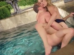 Charlee Monroe gets nailed by Ryan Madison