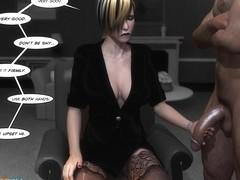 3D Comic: Vox Populi. Episode 19