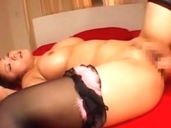 Horny Japanese slut Hinata Komine in Best Ass, Stockings JAV scene