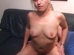 Pretty MILF rides on a younger cock real hard and deep