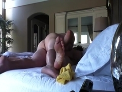 Hot mature lovers fucking like crazy early in the morning