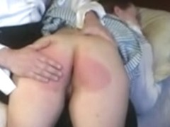 mother I'd like to fuck Orgasms From Getting Spanked