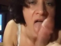 Glamorous mexican brunette hair mother i'd like to fuck wife make a hell of a irrumation when pare.