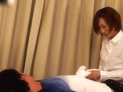 13 Obscenity Confronted Senzuri In Beautiful Mature Woman Massage Business Trip