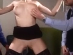 Office encounter ends in sex with hawt anal-loving mother I'd like to fuck