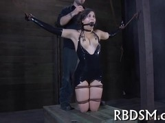 ### gets vicious drilling