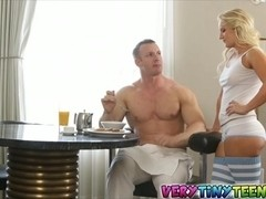 Blondie Cali Carter just loves fucking