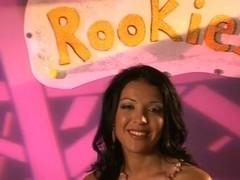 Maya Gates - Rookies - Hard Anal Fuck