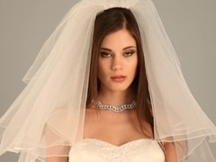 wedding disrobe