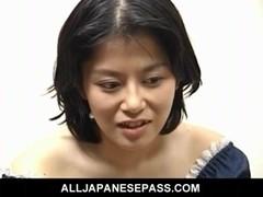 Miku is a lewd aged Japanese honey