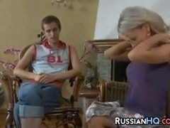 Russian Mothers Get Fucked