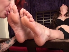 Alyssa Foot Worship