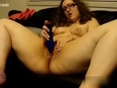 This amateur masturbation porn video is a personal favorite of mine. I'm on the webcam, while toyi.