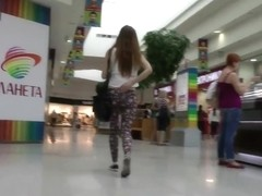 Super Sexy Walking Booty (Slow Motion) Ass Shake!