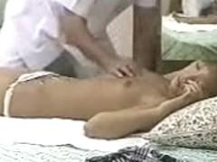 Asian hidden cam massage part1