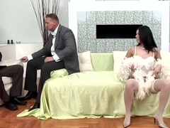 Crazy pornstar in best anal, dp adult clip
