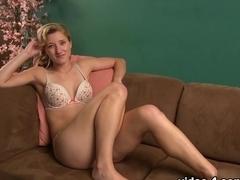 Best pornstar Brooke Johnson in Hottest Solo Girl, Medium Tits xxx scene
