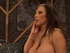 Horny pornstar Savanna Jane in exotic facial, tattoos sex movie