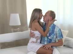 Crazy pornstar Deny Moor in Exotic Romantic, Big Tits porn movie