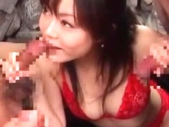 Crazy Japanese whore Miyu Hoshino in Incredible Facial, Voyeur JAV video