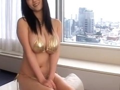Amazing Japanese chick in Hottest Lingerie, Softcore JAV movie