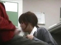 Incredible Japanese model in Horny Blowjob/Fera, Hidden Cams JAV clip