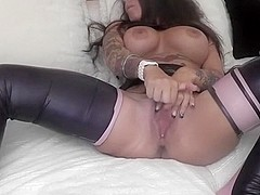 Are u faster Latex Wench are greater amount important INSTRUCTION