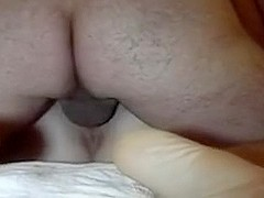 Sloppy bawdy wife creampie