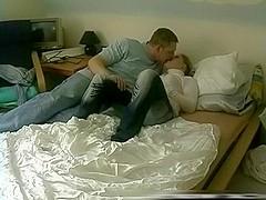 Non-Professional Porn Movie Scene German Beauty Pierced Love Button 1