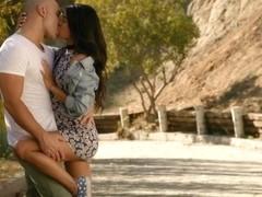 VIXEN Eva Lovia's most intense scene