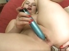 PlumpersAndBw Video: Chunky Abi loves showing off her toy collection