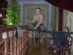 PantyhoseJobs Movie: Afina C and John B