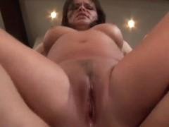 Curvy whore Katja Kassin gets her ass stretched