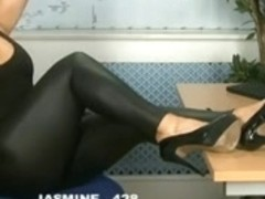 Jas leggings & latex