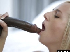 BLACKED Kate England Gets Anal From Huge Black Cock