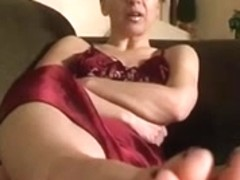 German Foot Slut
