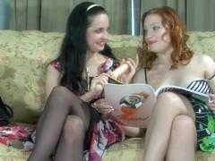 BackdoorLesbians Movie: Mabel and Rita