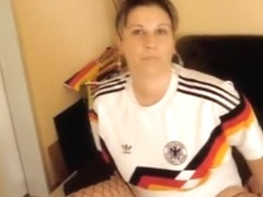 German football fans gets fucked