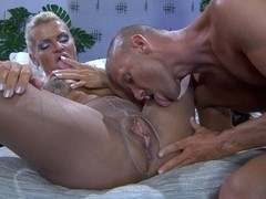 MaturesAndPantyhose Video: Hannah and Benjamin M