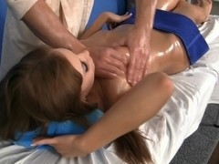 Unfathomable oral-stimulation sex with a massage